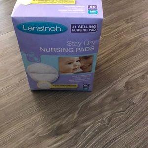 Breast feeding pads